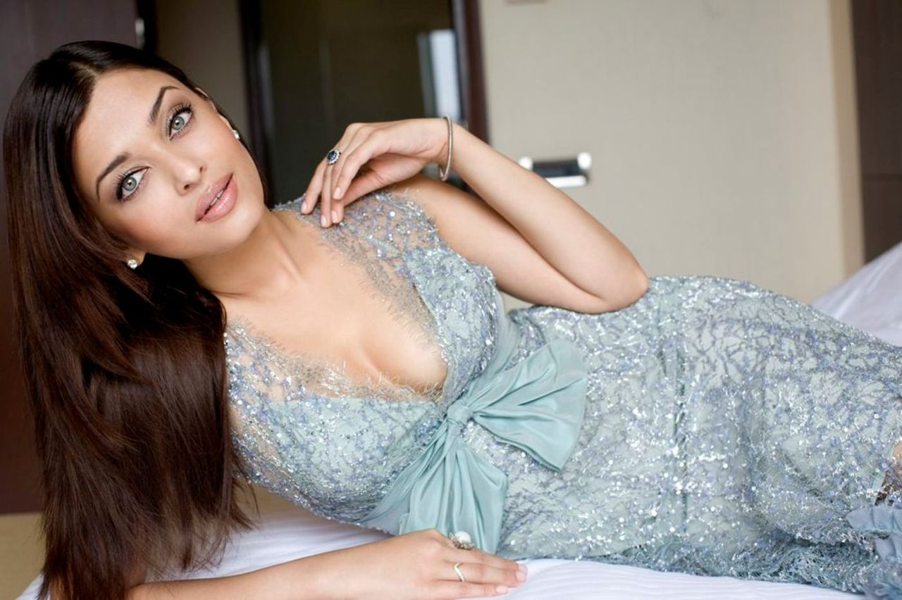 En la imagen, la modelo y actriz Aishwarya Rai.In the pic, model and actress Aishwarya Rai. *** Local Caption *** Rai Aishwarya_Sylvie Lancrenon_4042