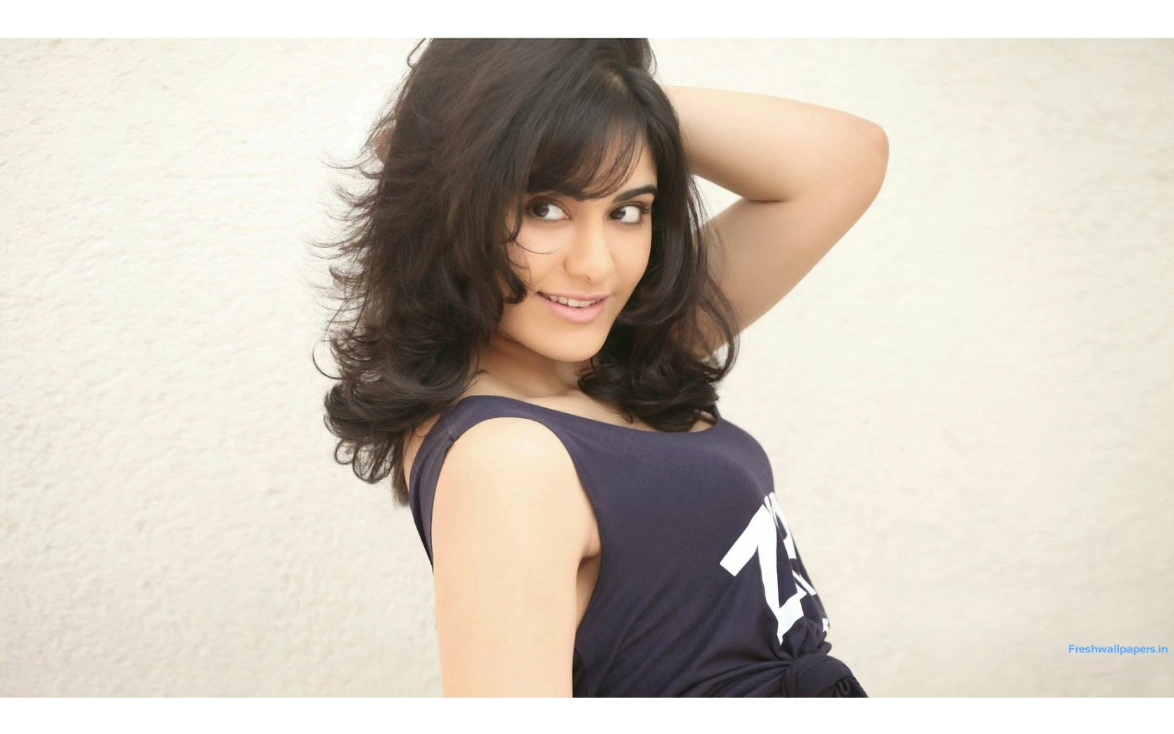 Adah Sharma Sexy Hd wallpaper