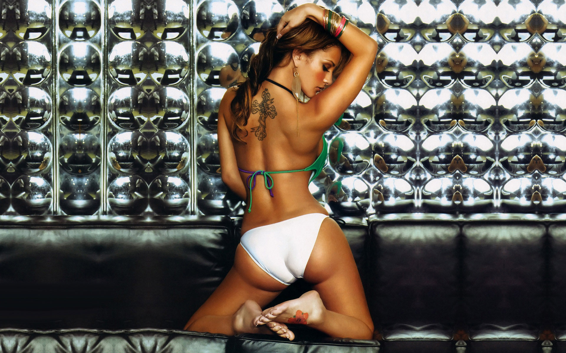 Brittany Dailey Hot Hd Widescreen Wallpapers