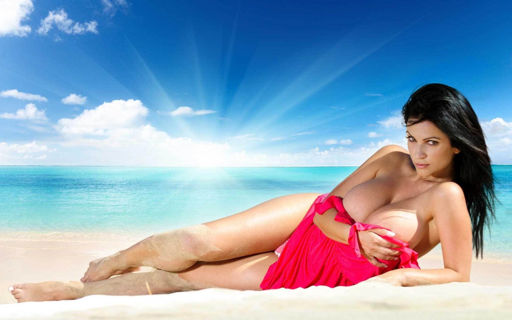 Hot Girl HD Wallpaper