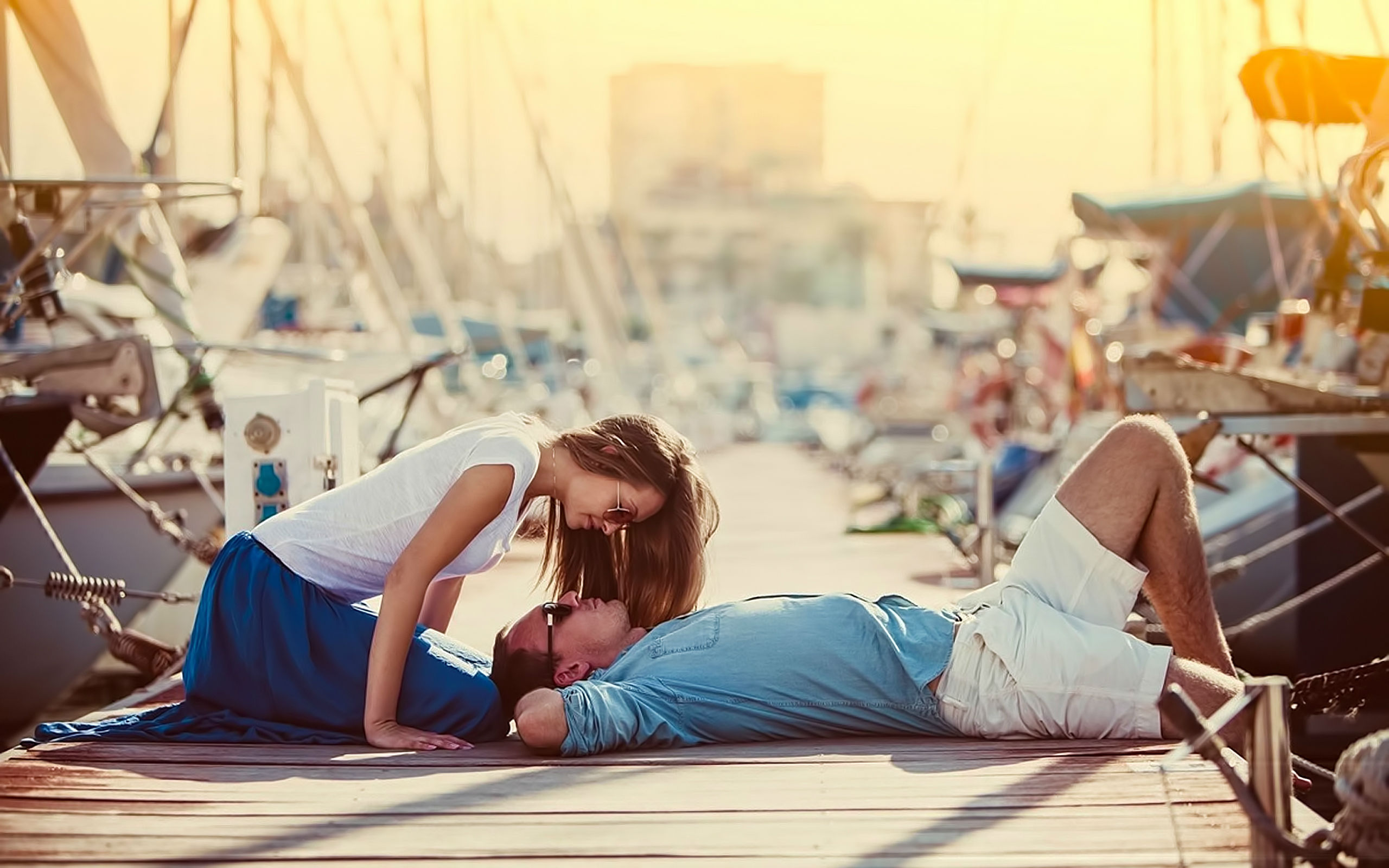 Lovely Romantic Couple Photo HD Wallpapers